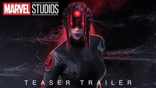 Marvel's GHOST WIDOW Trailer HD | Scarlett Johansson, Jeremy Renner