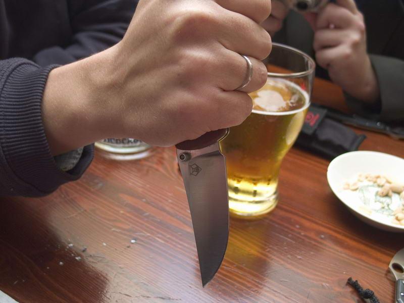 В Таганроге осудили убийцу, зарезавшего посетителя кафе по улице Лазо