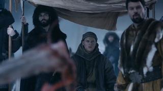 Vikings: Prince Oleg executes Ivar's bodyguard [5x20] (Season 6 Scene) [HD]   Premium Media