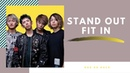 One Ok Rock - Stand Out Fit In (Acapella - Vocals Only)