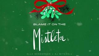 Ella Henderson x AJ Mitchell  -  Blame It On The Mistletoe (Official Visualiser)