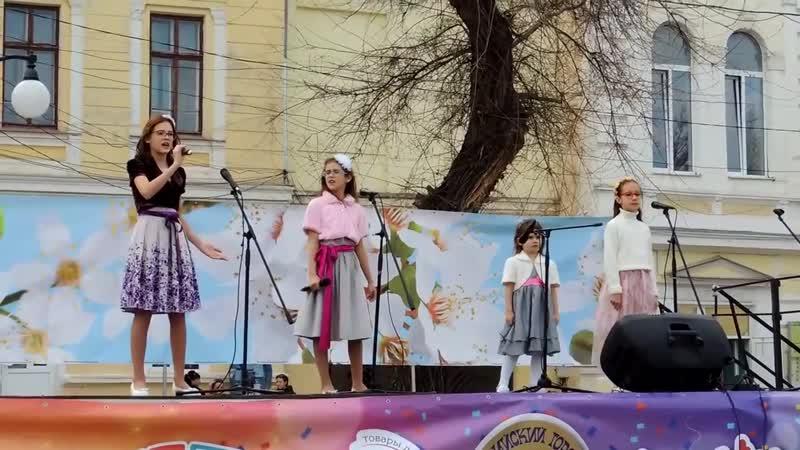 Мама моя сёстры Чижан Алеся Элина Мария Туболева Анна