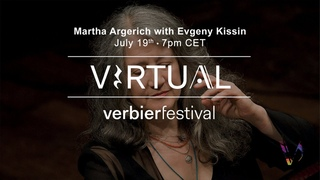 Virtual Verbier Festival – DG presents Martha Argerich