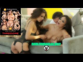 40-летие: Тройнички с участием Anna Polina, Anissa Kate, Cherry Kiss \  40th Anniversary : Threesomes (2019)