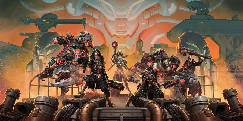 Warcaster: Фракции, изображение №6