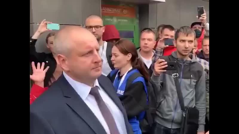 Обыски в офисе Яндекса в Минске mp4