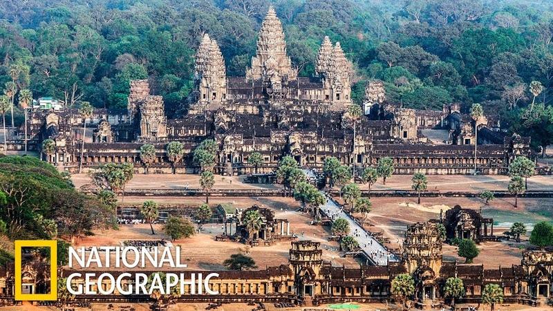 Пропавший город Ангкор Тайны призраков