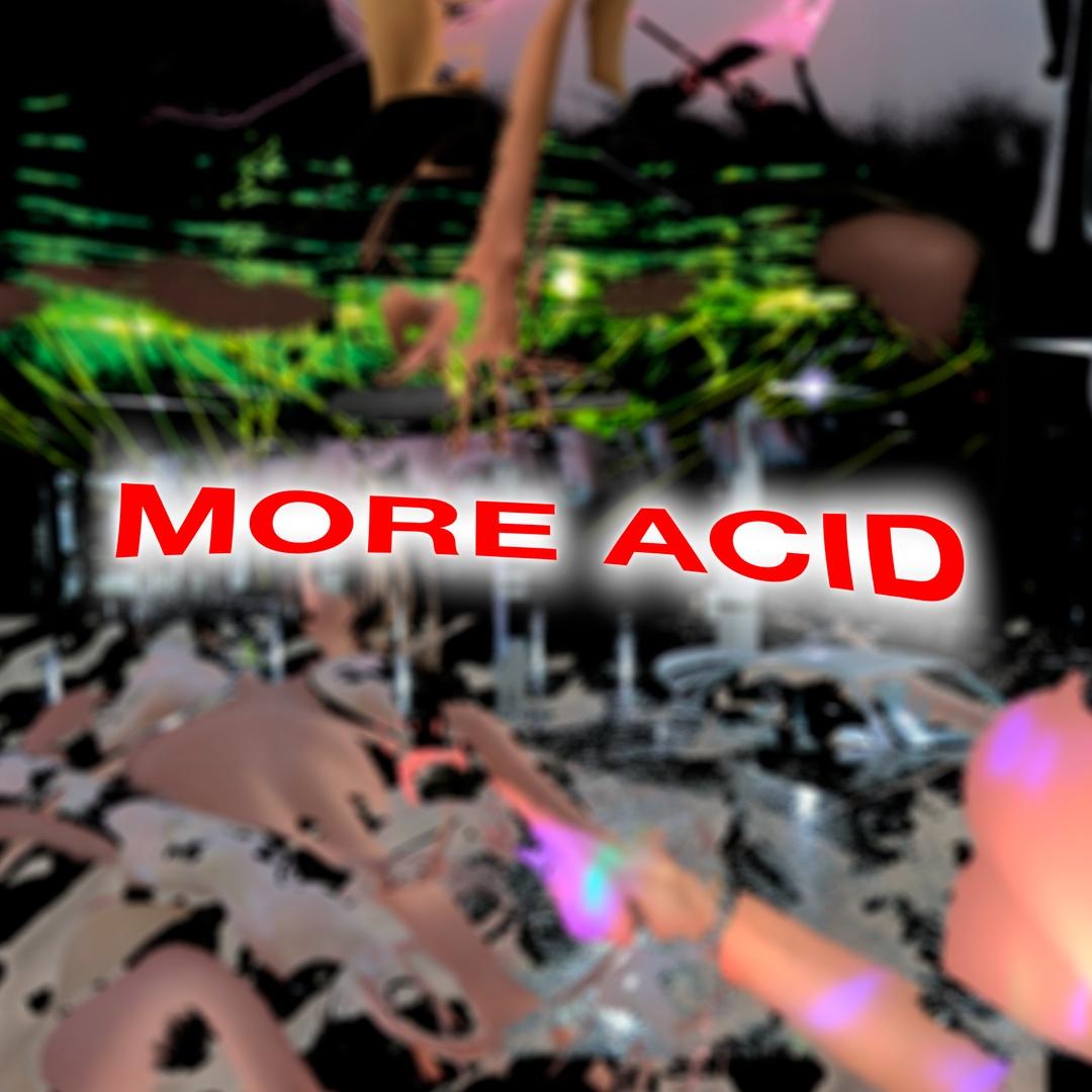 Афиша Коломна Fate Club: More Acid