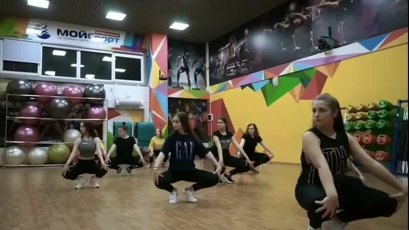 Танцевальная творческая группа Ольги Туниной МОЙСпорт Белоозерский