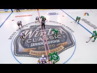 NHL Highlights _ Predators vs. Stars - Jan. 1, 2019