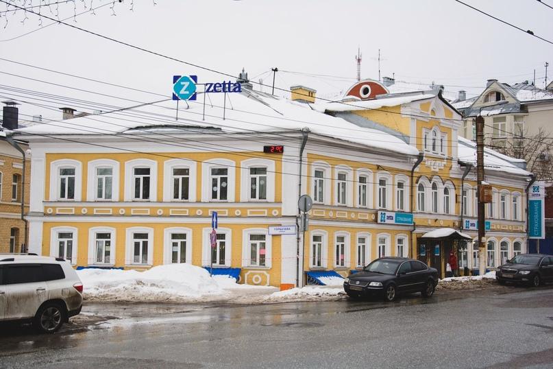 Дом братьев Ивановых. 2015 г