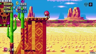 Just another Run as Knuckles & Knuckles