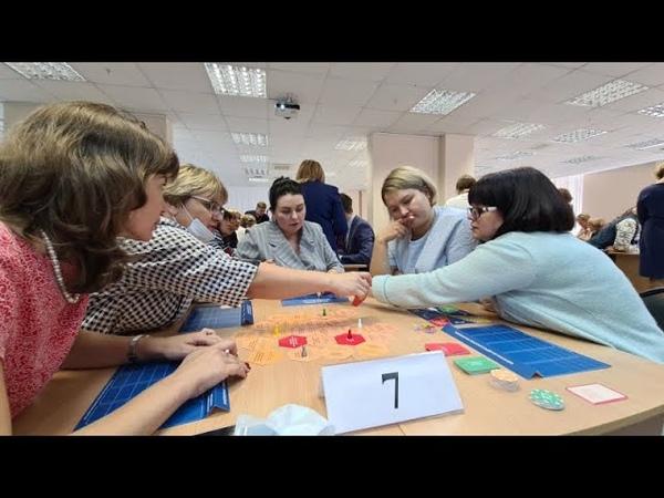 В Иркутске прошел чемпионат для школьных управленцев проекта ОНФ Школы большой страны