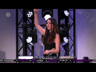 Nifra Live at We Own the Night TV presents Black Hole Night