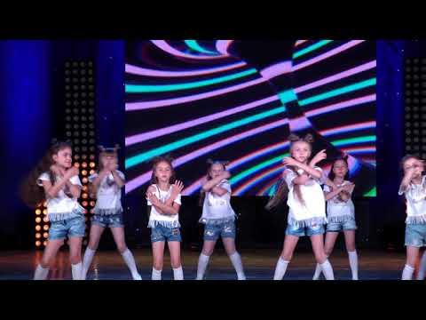 Всеукраїнський фестиваль конкурс Юні Таланти України 2018 Манія танцю