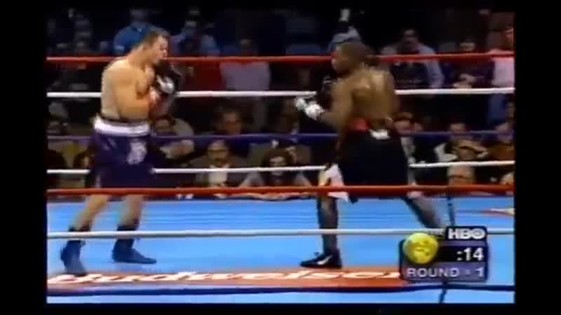 Hasim Rahman vs Oleg Maskaev I HBO Boxing After Dark November 6 1999