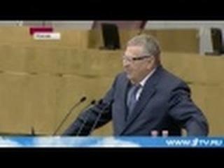Новое! Жириновский  о происходящим в Украине