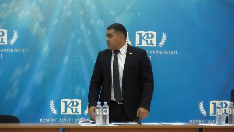 LIVE Заседание Народного собрания Гагаузии 9 октября 2020 года