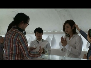 Jang geun suk films a new japanese cf for korean rice wine