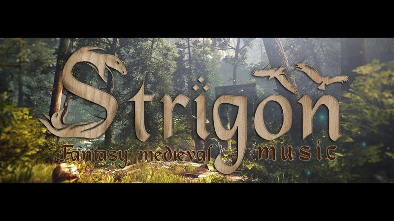 Strigôň Steel for Humans Witcher 3 Percival cover Thurzové slávnosti 2017