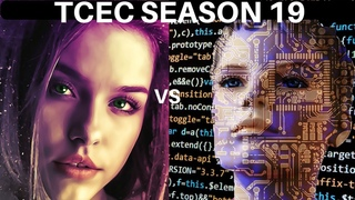Absolutely fascinating piece sacrifice refutation! || Ethereal vs Highly Evolved Leela || TCEC 19