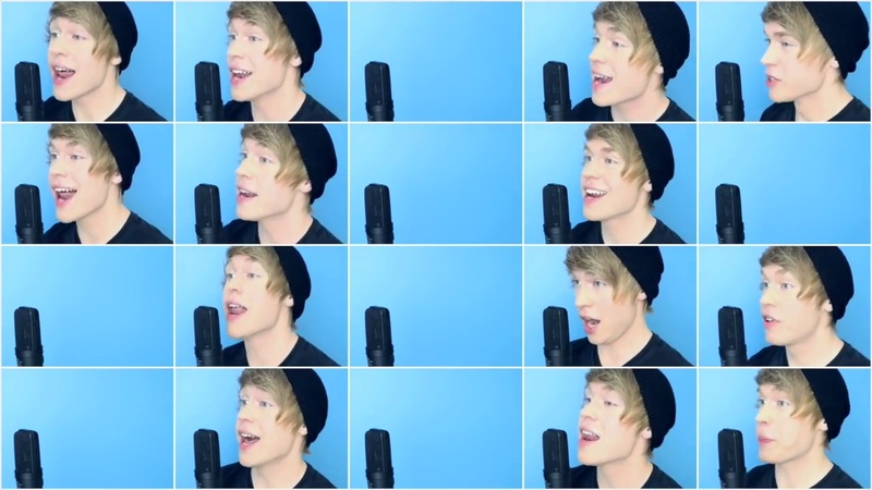 Welcome to the Black Parade ACAPELLA My Chemical Romance cover by Austin Jones MCRX