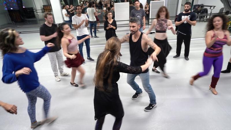 Roda To Ori Yadlin | Zouk Lambada Israel 07.12.2019 | Bikurei Haitim, Tel-Aviv