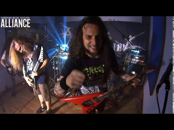Angelus Apatrida - Live @ European Metal Festival Alliance 2020