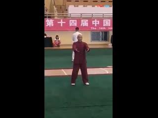 杨式太极活步练法