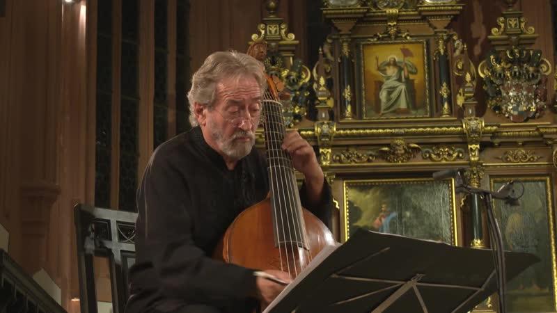 Bayreuth Baroque 2020 Jordi Savall 'Das musikalische Europa' Bayreuth 10 09 2020