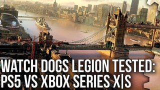 Watch Dogs Legion: PlayStation 5 vs Xbox Series X/ Series S - Graphics, Performance, Ray Tracing!