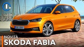 Skoda Fabia 2021| Tutto su SPAZIO, piattaforma, MOTORI e tecnologia di bordo