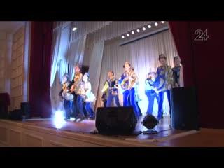 В Зеленодольском районе прошла творческая смена участников фестиваля «Созвездие-Йолдызлык»Юные таланты со всего Татарстана пок