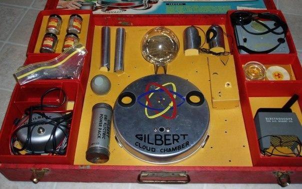 Самая опасная игрушка в мире игровой набор, позволяющий найти уран Иногда производители игрушек, стремящиеся развить в детях интерес к науке и познанию мира, заигрываются сами и создают