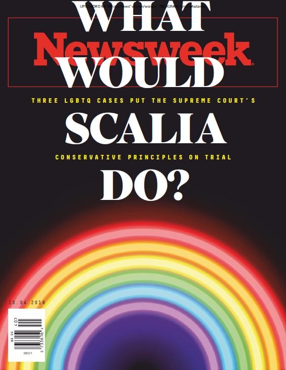 Newsweek USA - 04.10.2019