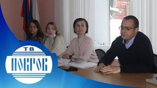 Заседание рабочей группы на тему благоустройства города