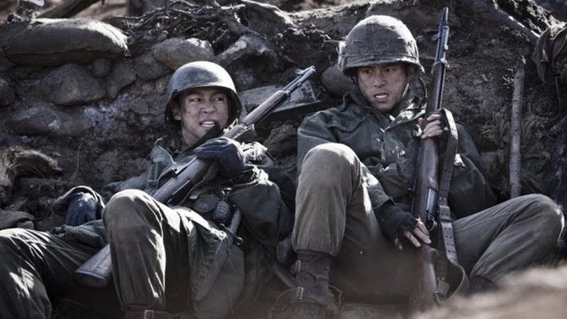 Захват Высоты Южнокорейской Пехотой Линия фронта 2011