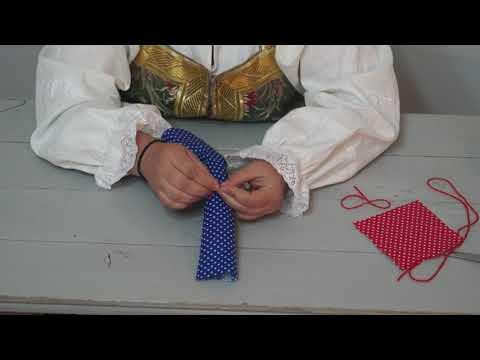 Музейный проект Василисин сундучок Мастер класс по изготовлению куклы Бабочка