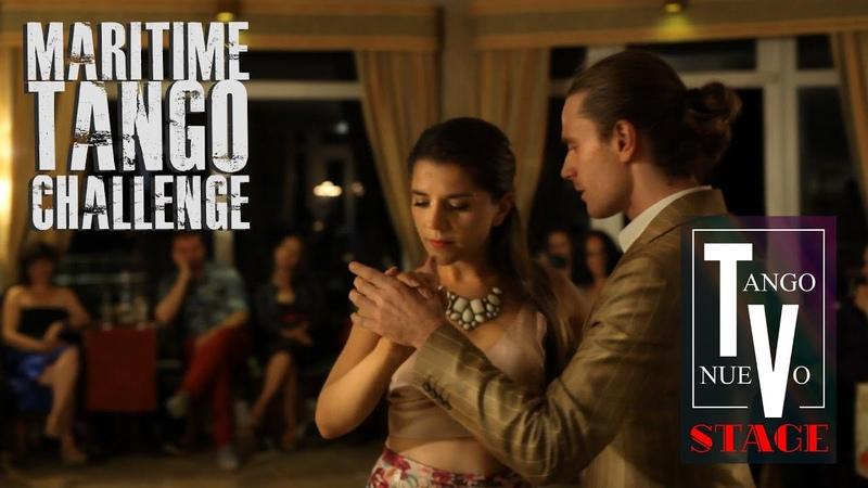 MTC 2019 Tymoteusz Ley and Agnieszka Stach Polish tango polskie tango