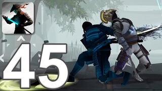 Shadow Fight 3 - Gameplay Walkthrough Part 45 - June's Plane Boss: LING (iOS, Android)