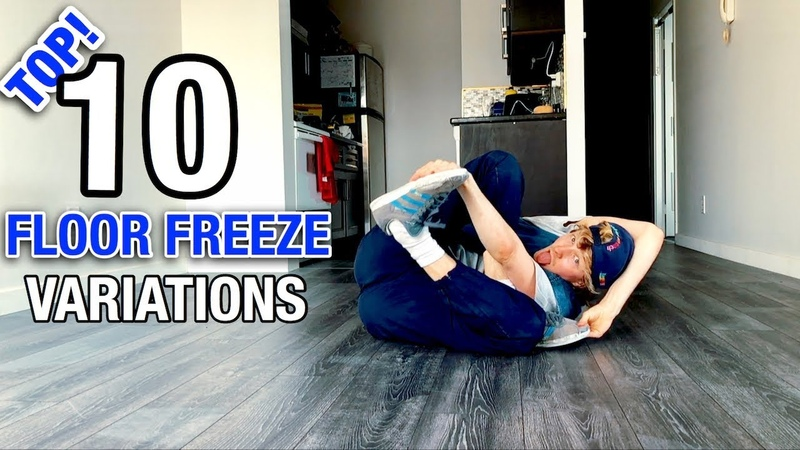 Breaking Tutorial | Top 10 | Floor Freeze Variations | To Upgrade Your Arsenal With