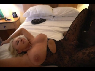 Wifey(Sandra Otterson) interracial fuck(porn,cumshot,порно)