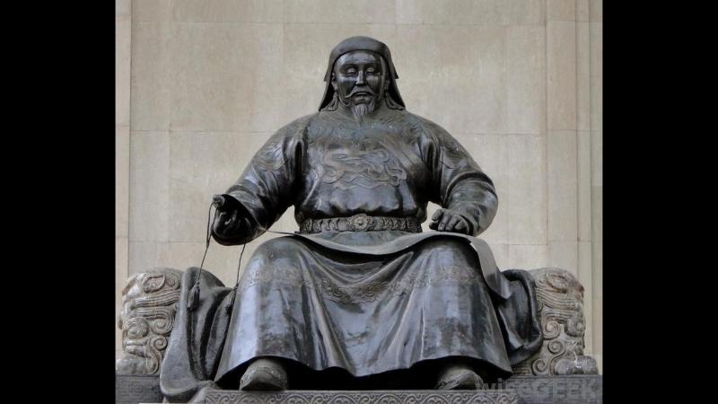Хубилай хан падение монгольской империи