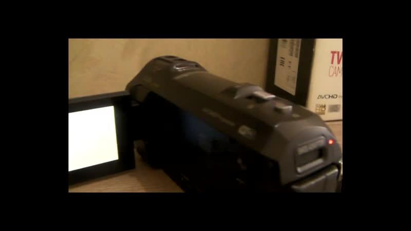 Обзор видеокамеры Panasonic HC W850 Двойная камера Тест удалённого видео