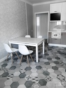 #zolotoe_sechenie68 🔸Дизайн интерьера🔸архитектура🔸ландшафт🔸  ◣ Реализация Кухня 15 кв.м.    Современ