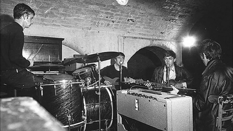 The Beatles Rehearsals At The Cavern Club September October 1962