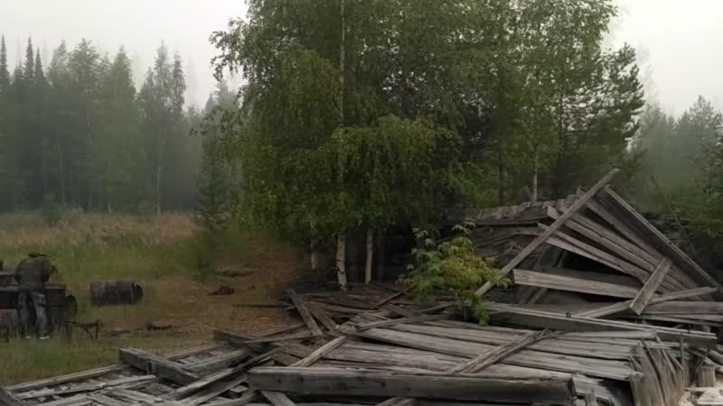 Капаево. Геологический поселок