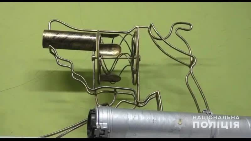 Полтавская стрельба по живым мишеням