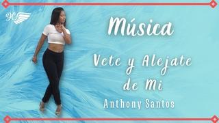 Bachata Anthony Santos - Vete y Aléjate de mi / Coreografía by Deisy Carrera