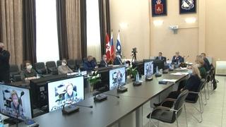 Заседание Березниковской городской Думы